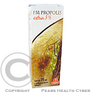 PURUS MEDA Propolis extra 5% spray 25 ml