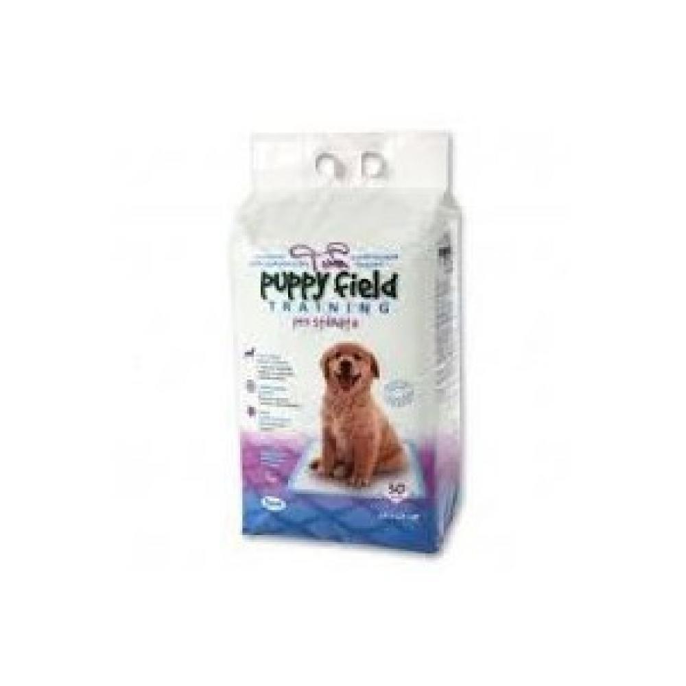 TOMMI Nácvikový podložky pre psov Puppy Field 30 kusov