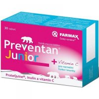 FARMAX Preventan Junior 30 tabliet