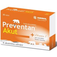 FARMAX Preventan Akut 30 tabliet