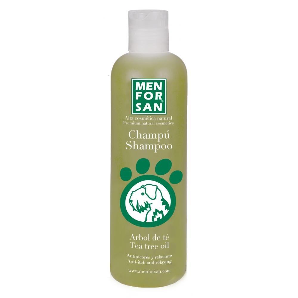 Prírodné šampón proti svrbeniu s výťažkami oleja z Tea Tree 300 ml