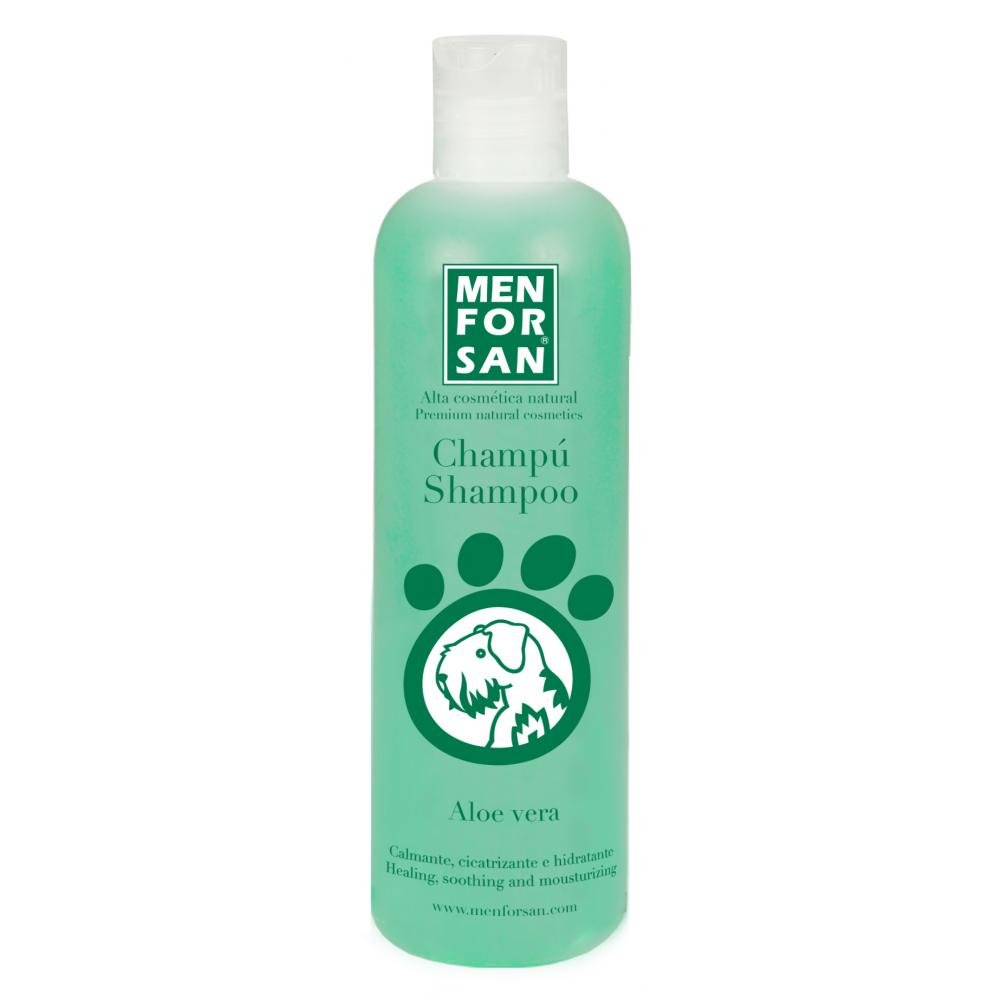 Prírodné upokojujúce šampón s výťažkami z Aloe Vera 1000 ml