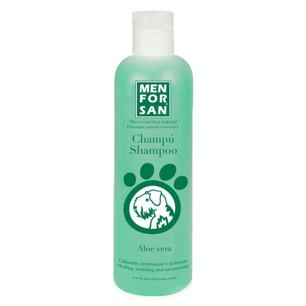 Prírodné upokojujúce šampón s výťažkami z Aloe Vera - 300 ml