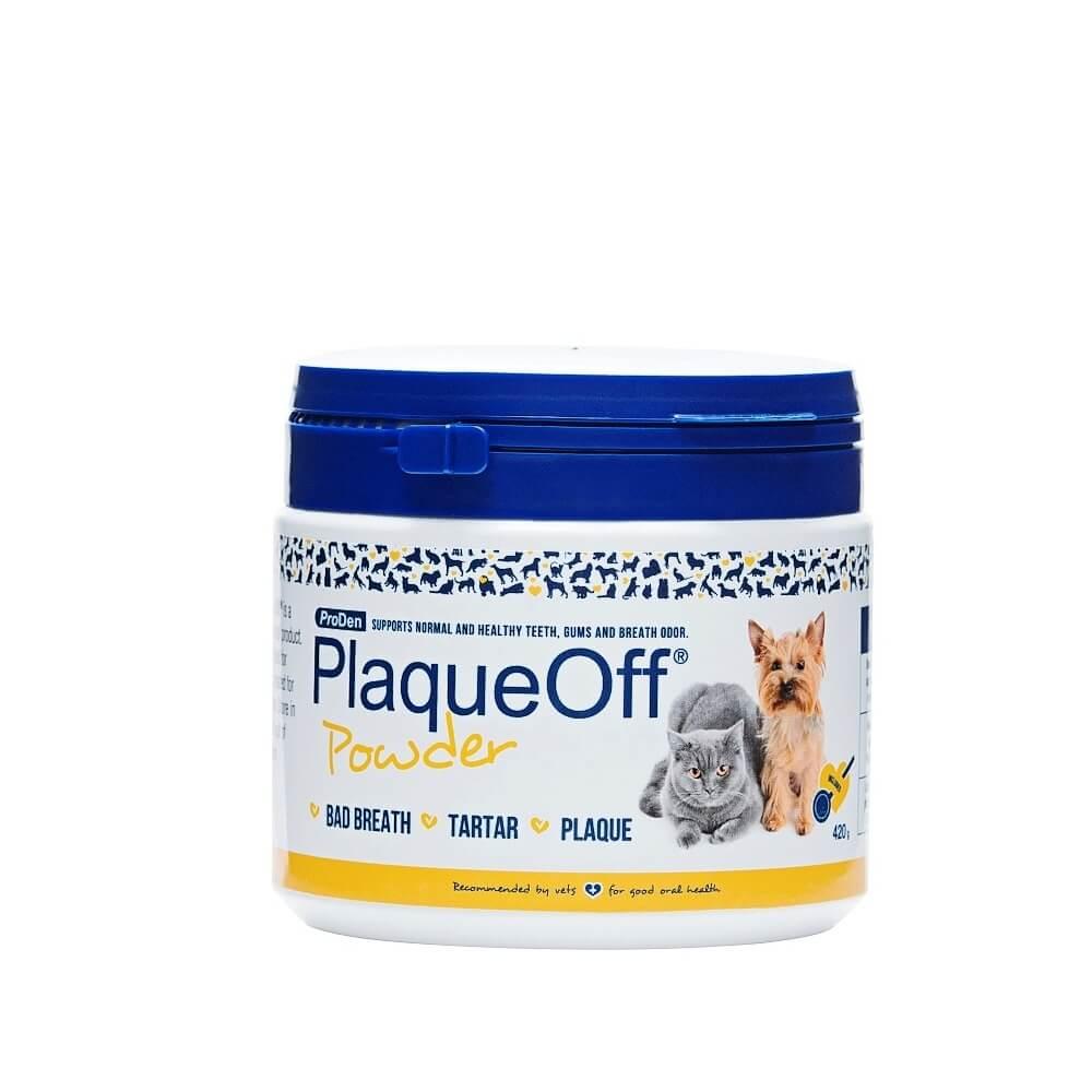 PlaqueOff Animal pre psy a mačky 40g