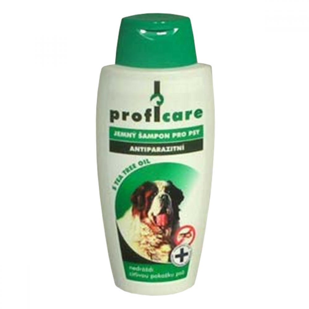 PROFICARE pes šampón antiparazitárny s Tea Tree 300ml