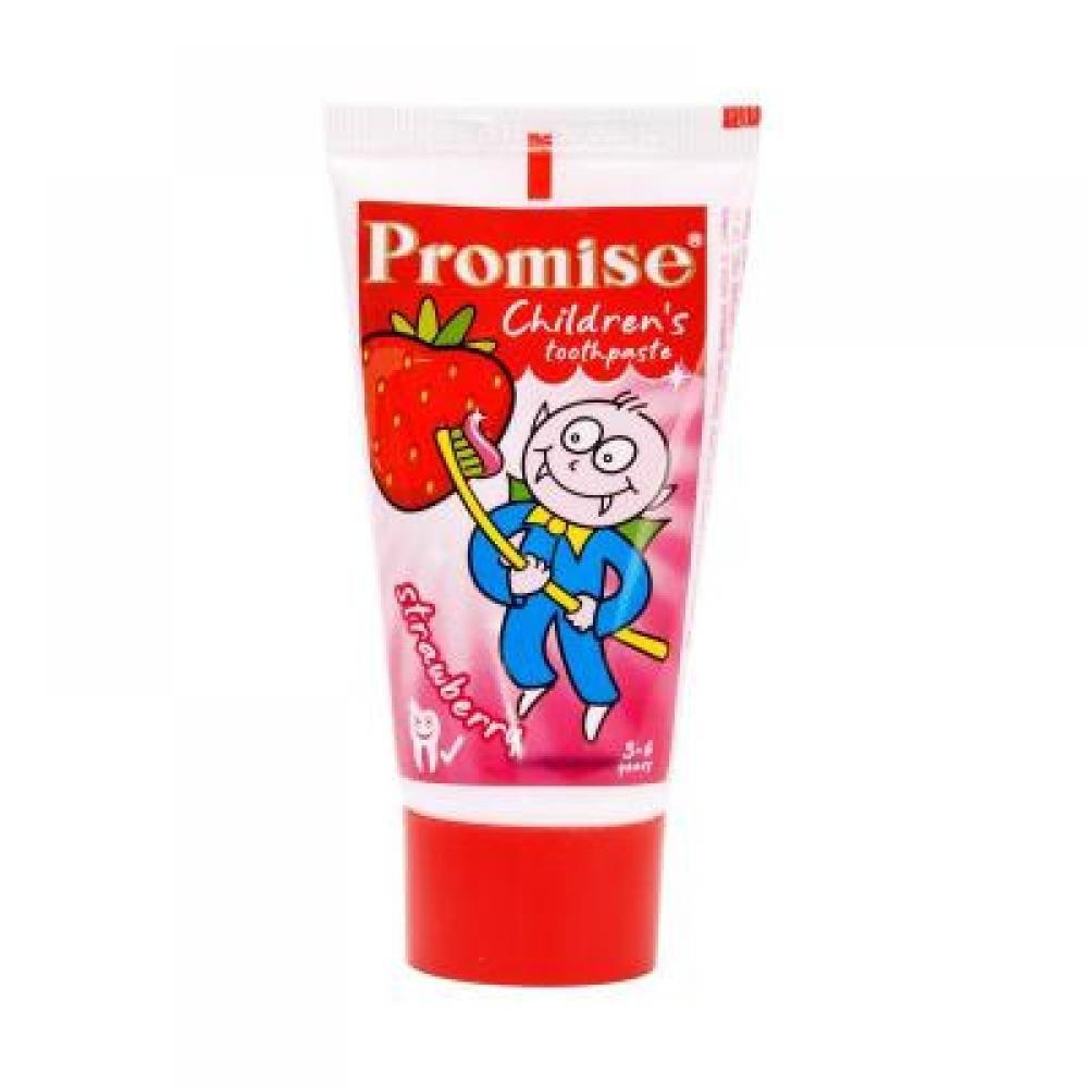 PROMISE Detská zubná pasta 3-6 rokov 50 ml