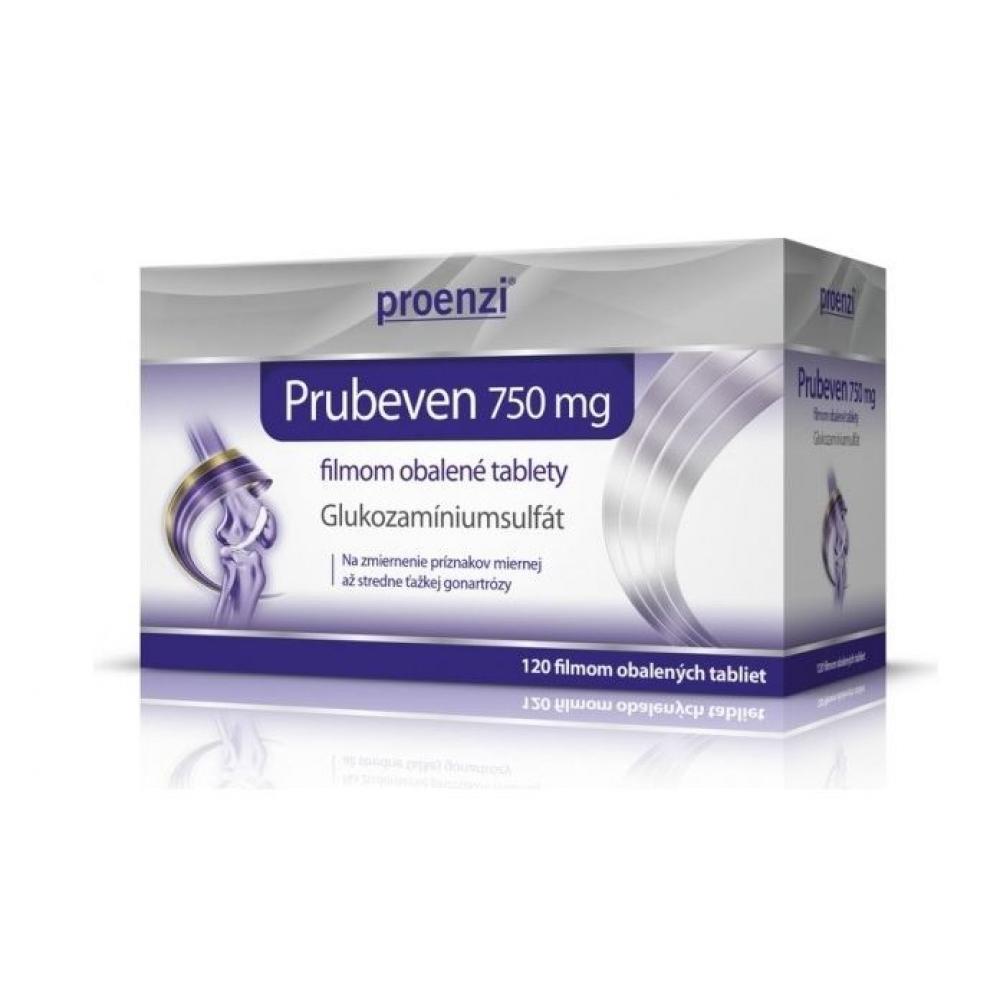 PRUBEVEN 750 mg 120 tabliet