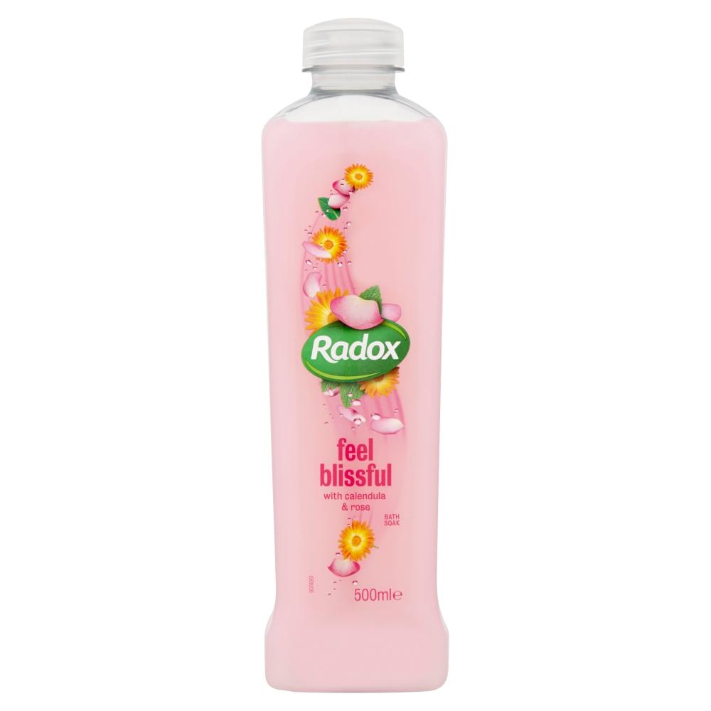 RADOX Pena do kúpeľa Feel Blissful 500 ml