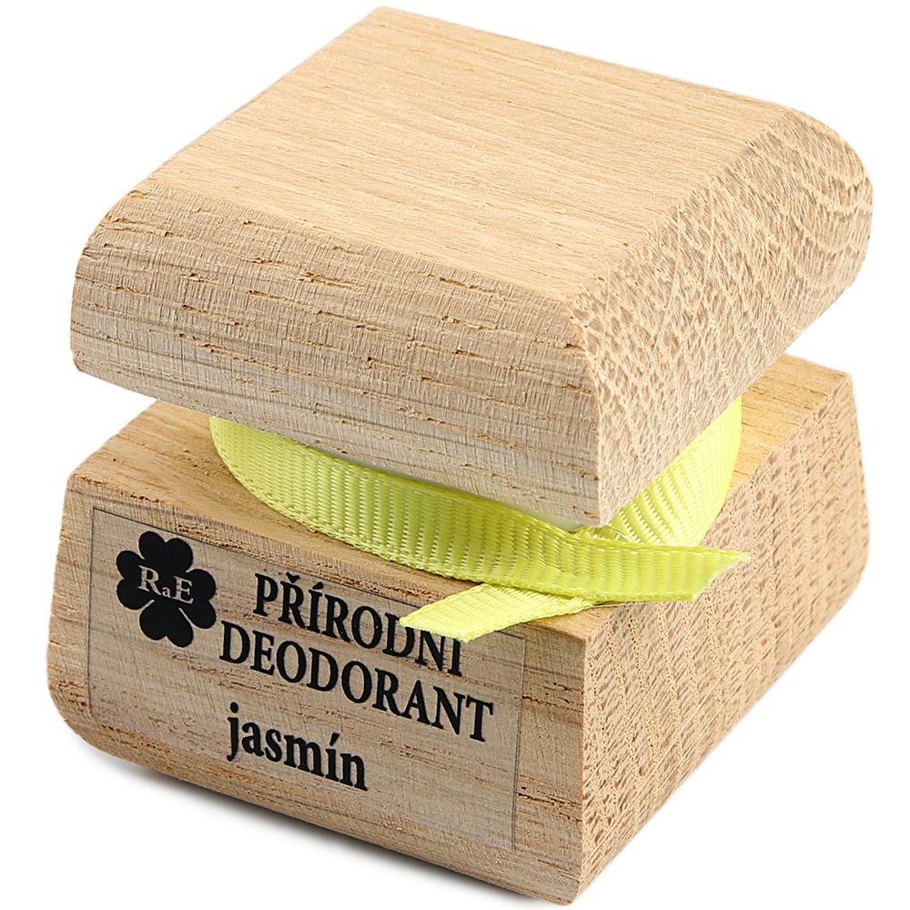 RAE Prírodný krémový dezodorant jazmín čisto drevená krabička 15 ml