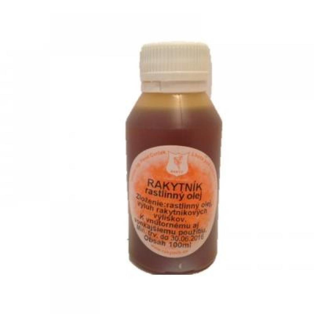 CVRČEK Rakytník rastlinný olej 100 ml