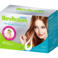 REVITALON Forte 90 kapsúl + turban