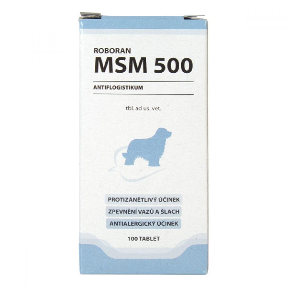 Roboran MSM 500 pre psov 100tbl