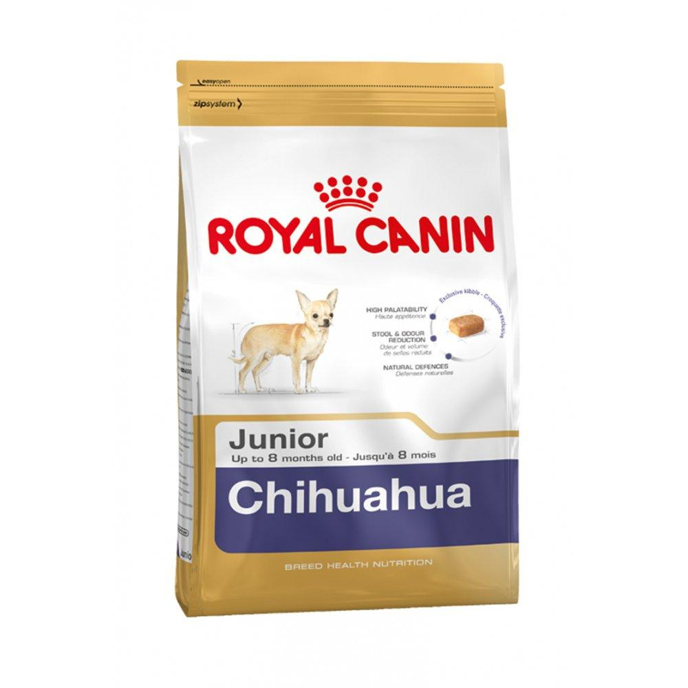 Royal canin Breed Čivava Junior 1,5 kg