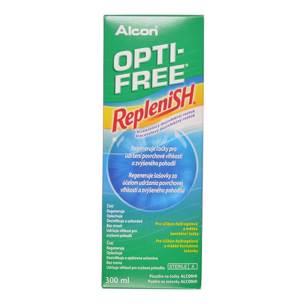02d7c39cf OPTI-FREE RepleniSH Roztok na kontaktné šošovky 300 ml