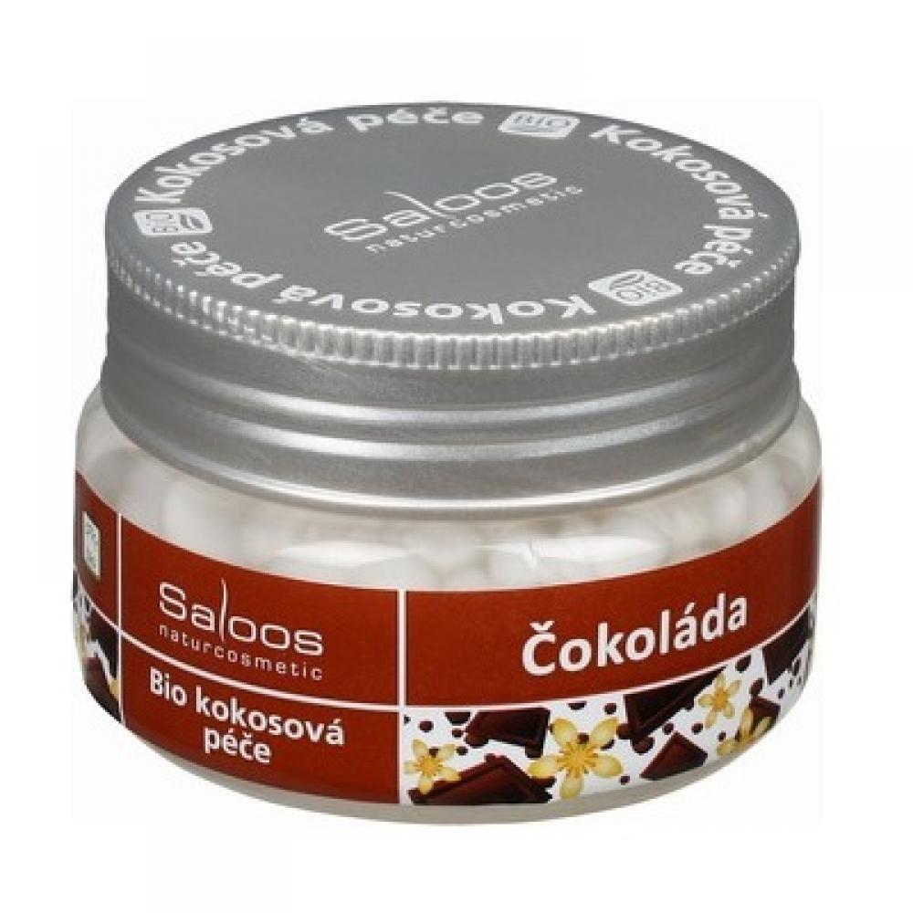 Saloos Bio kokosová starostlivosť Kokos Čokoláda 100 ml