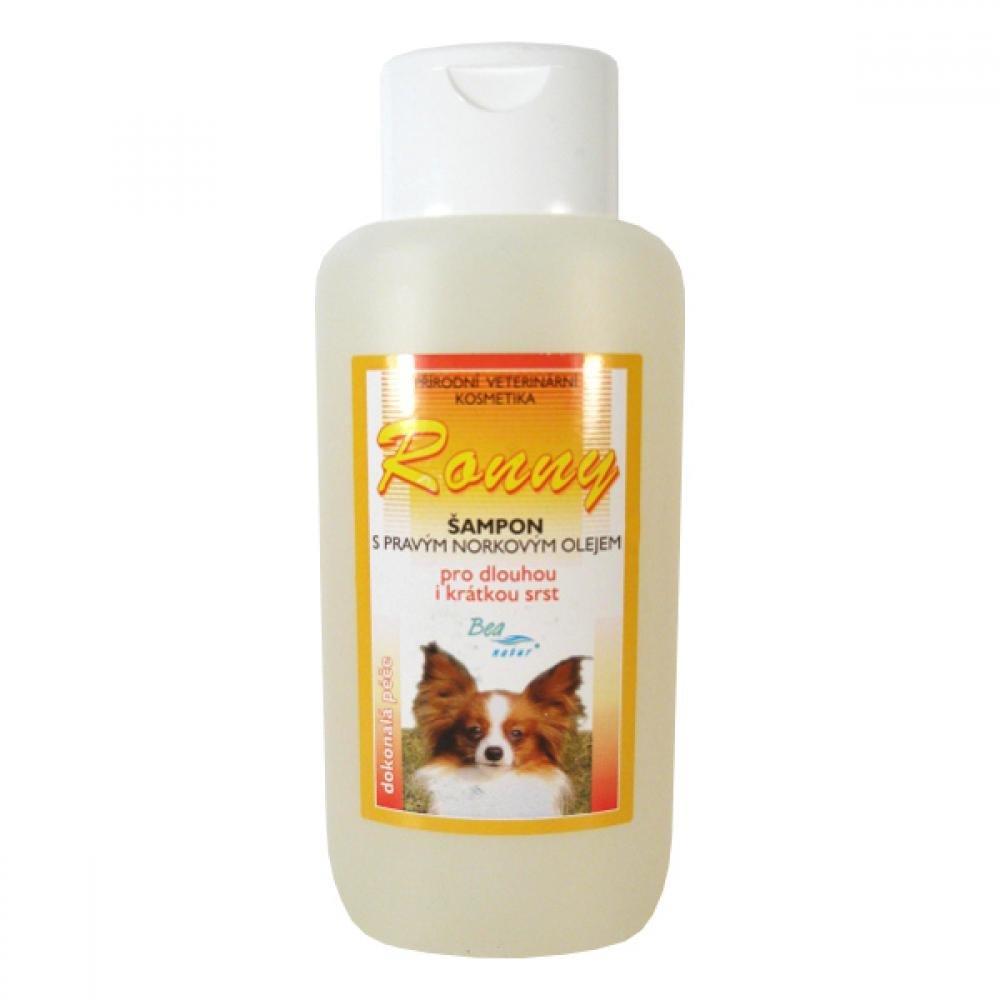 Šampón Bea Ronny norkový pre psov a mačky 310ml