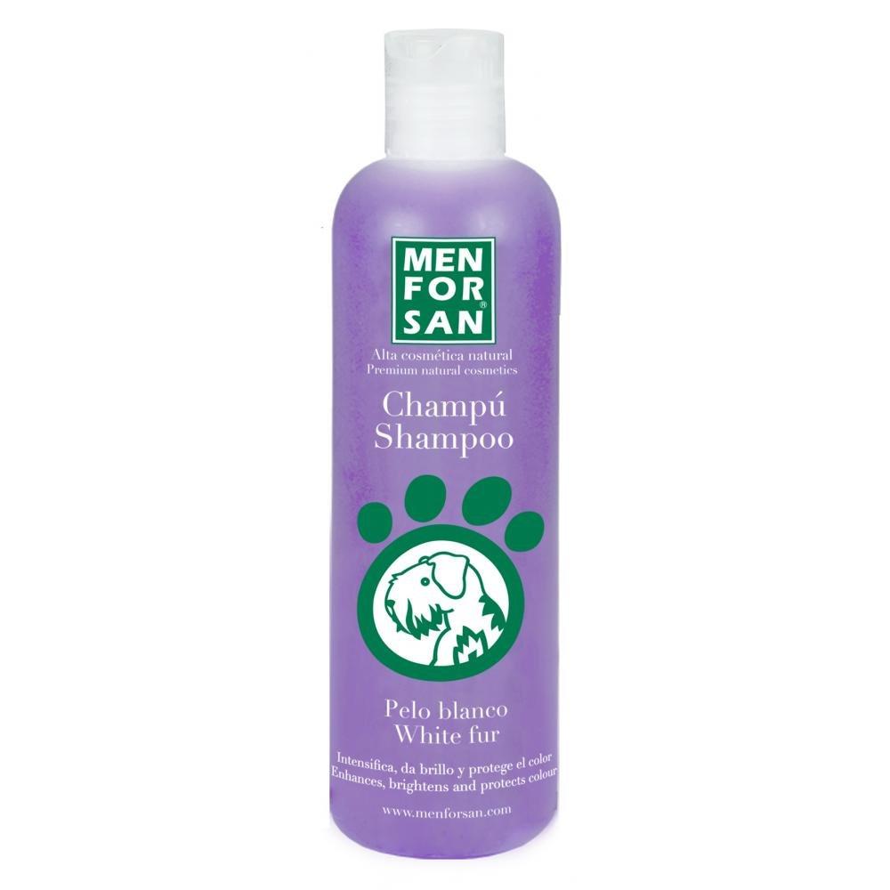 Šampón pre zosvetlenie bielej srsti - 300 ml