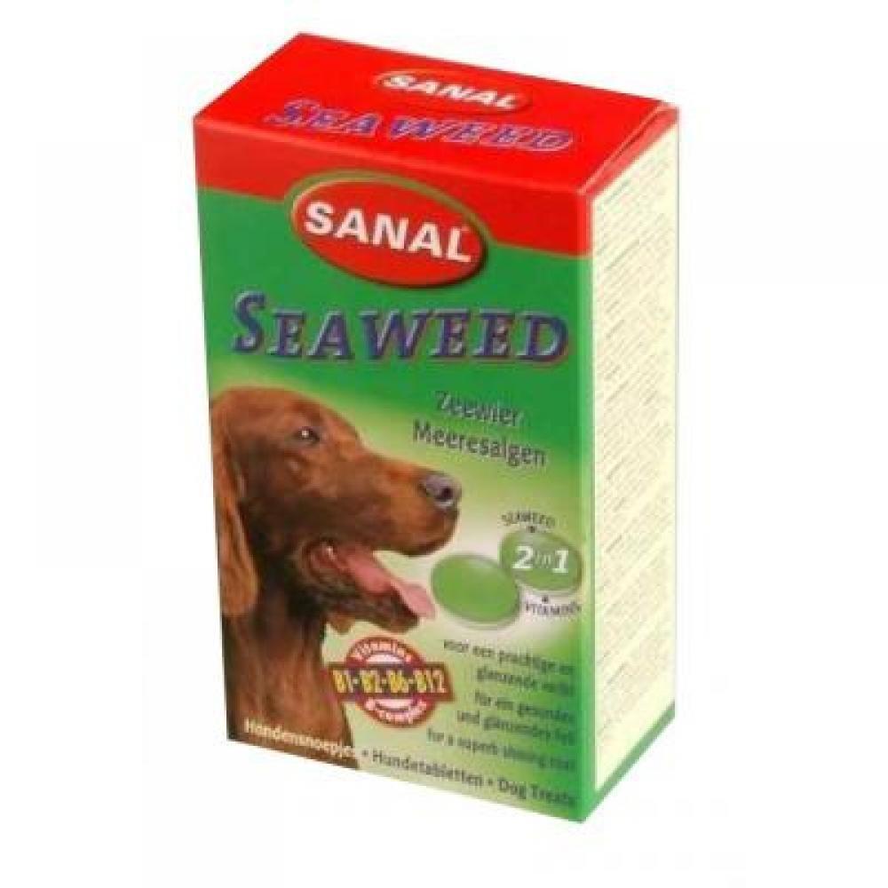 Sanal Seaweed morská riasa dos. pes 100 tbl auv
