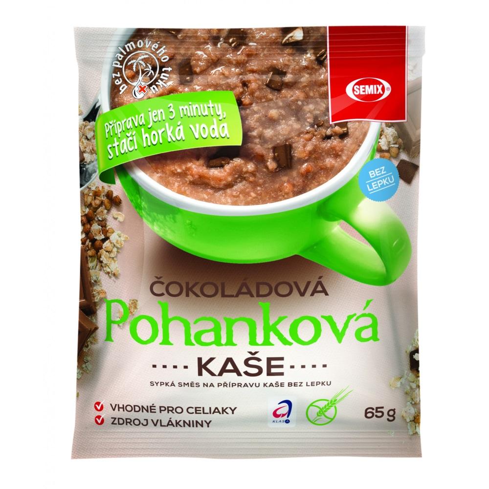 SEMIX Pohánková kaša čokoládová 65 g