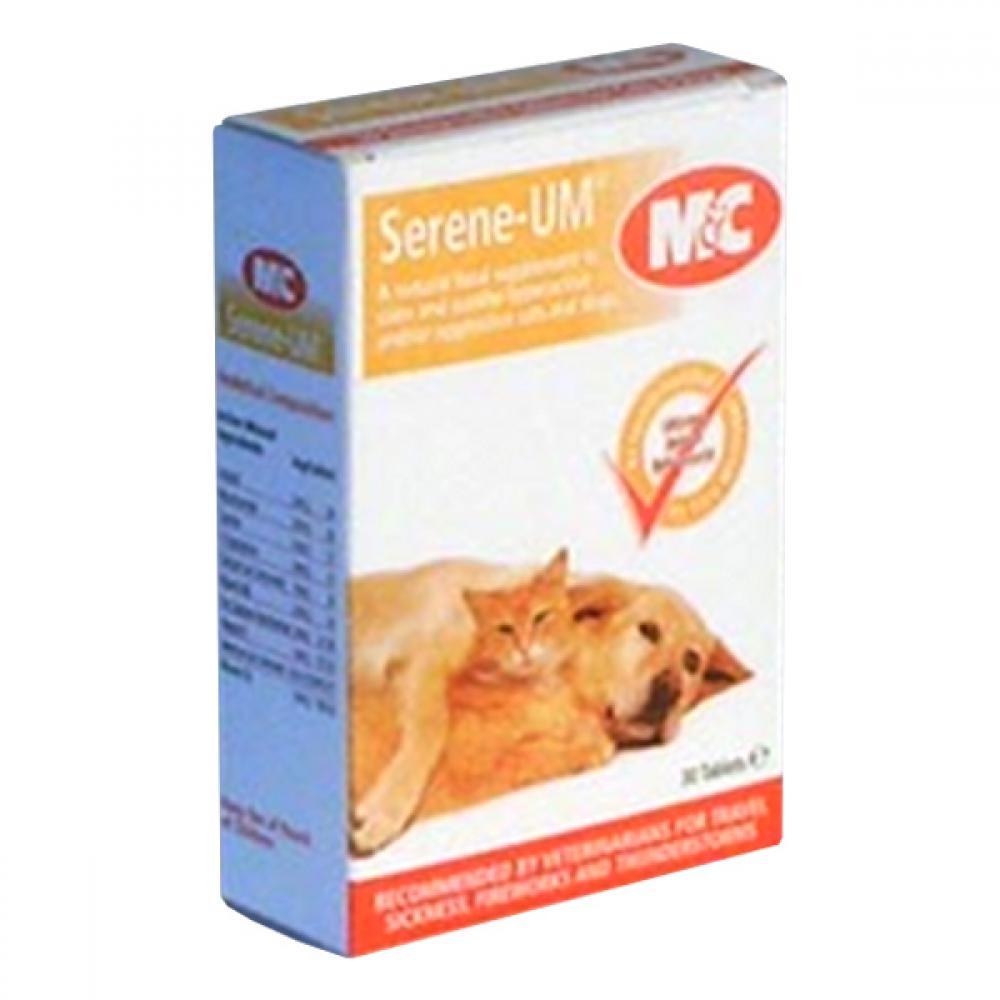 Serene-UM pre psov a mačky 30tbl