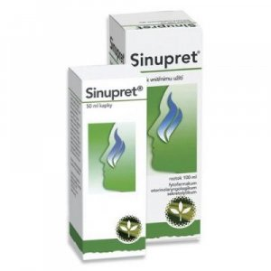 SINUPRET GTT POR 1X50ML