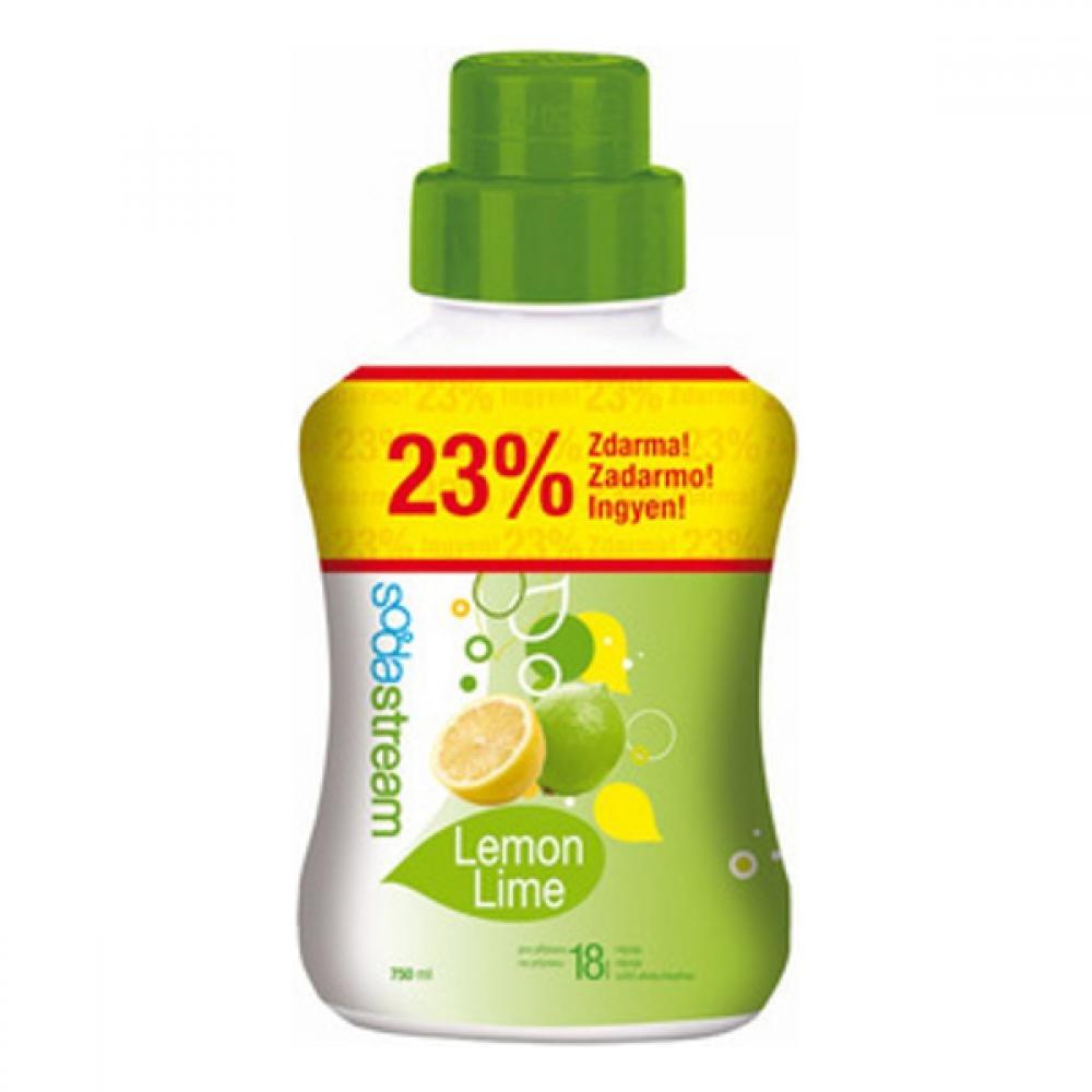 SODASTREAM Sirup Lemon Lime 750ml