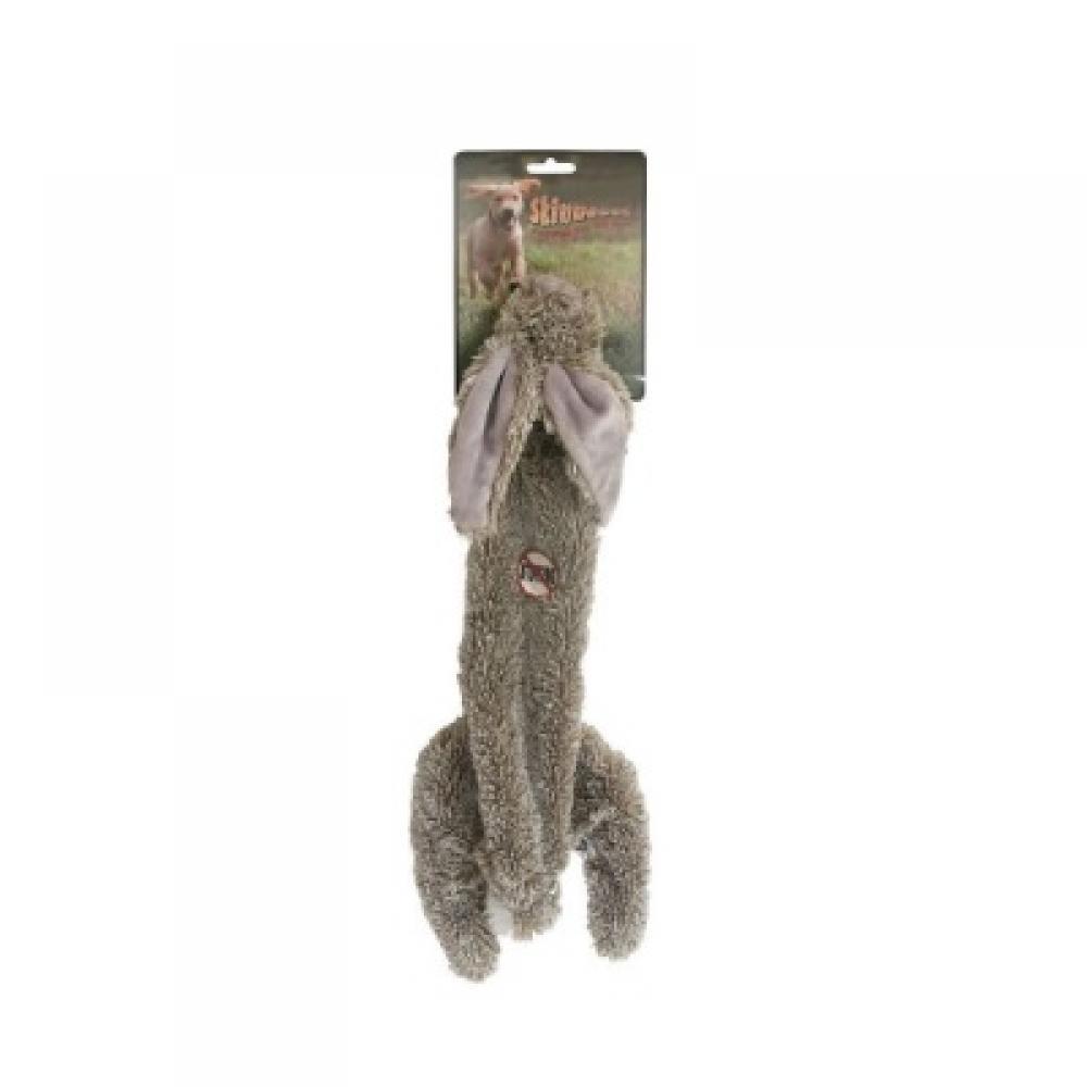 SKINNEEEZ Pískajúca hračka pre psa Zajac 61 cm