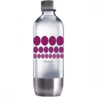 SODASTREAM Fľaša Purple Metal 1 liter