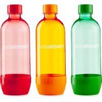 SODASTREAM Fľaša TriPack 1l ORANGE/RED/BLUE