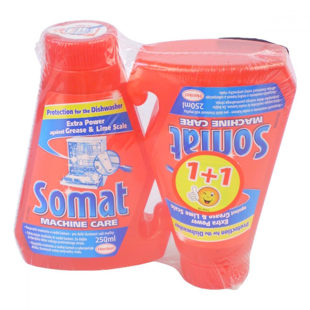SOMAT duopack 2 x čistič umývačky