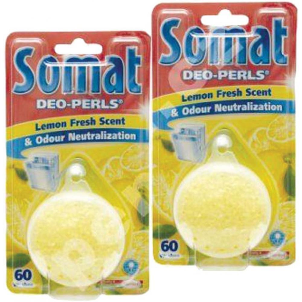 SOMAT duopack 2 x dezodorant umývačky