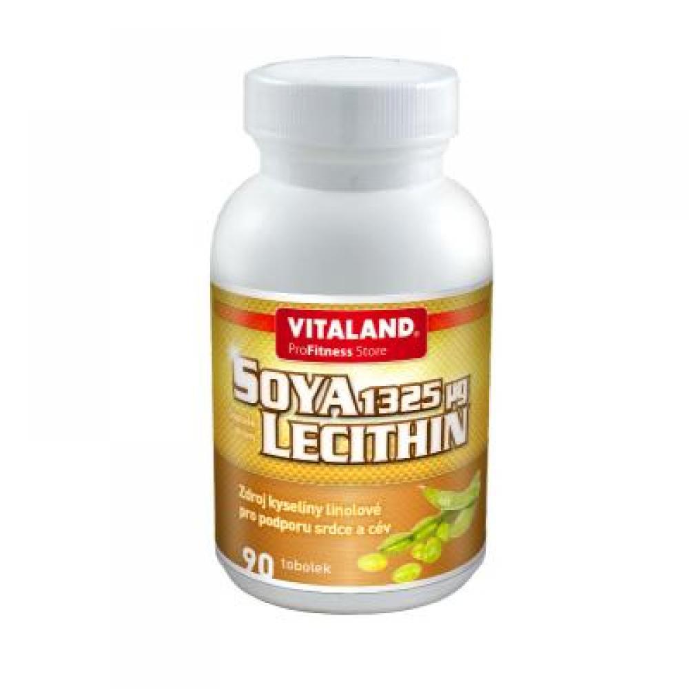 Vitaland Soya Lecithin 90 tablet