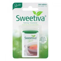 STEVIA - Sweetiva 200 tabliet