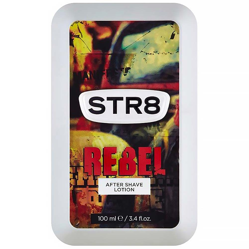 STR8 Rebel Voda po holení 100ml