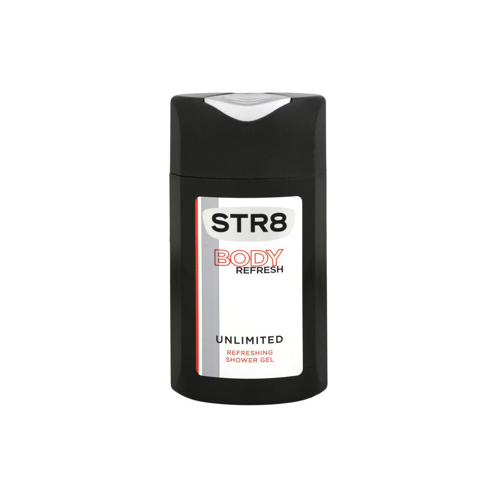 STR8 Unlimited Sprchový gél 250 ml