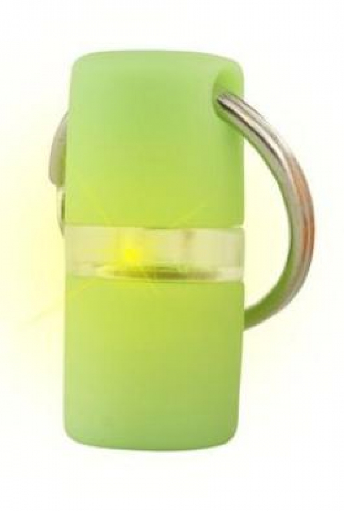 KRUUSE Světýlko na obojek B'seen 360 zelené Kruuse