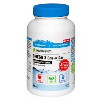 SWISS NATUREVIA Omega 3 One a Day 60 kapsúl