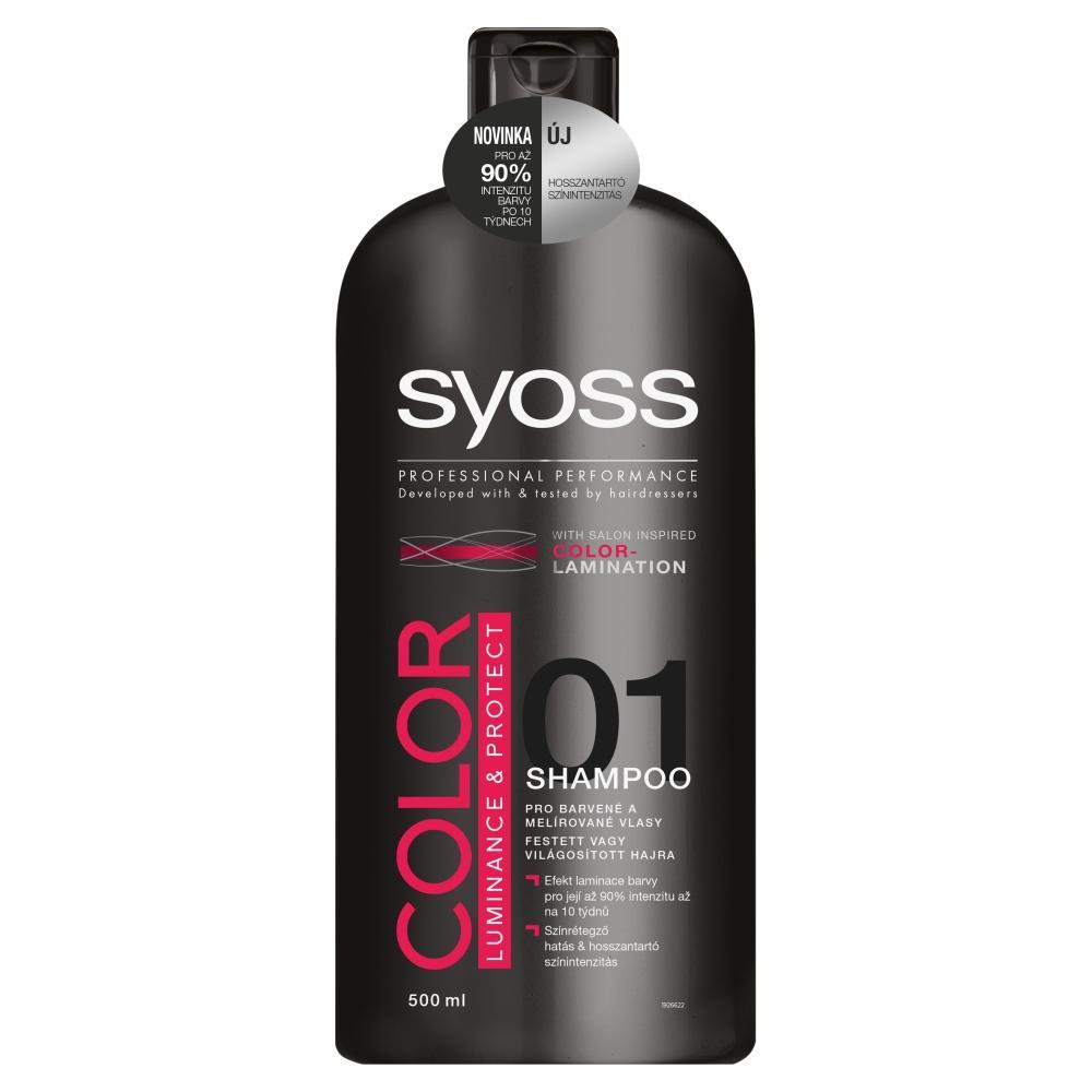 4e221fbaf6 Syoss sampon color 500 ml