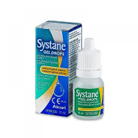 SYSTANE Gel Drops očné kvapky 10 ml