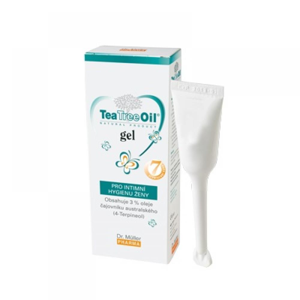 TEA Tree Oil vaginálny gél pre intímnu hygienu 7x7.5g