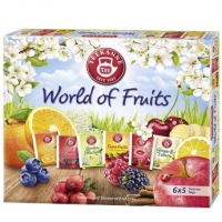 TEEKANNE  COLLECTION WORLD OF FRUITS 30 SAC