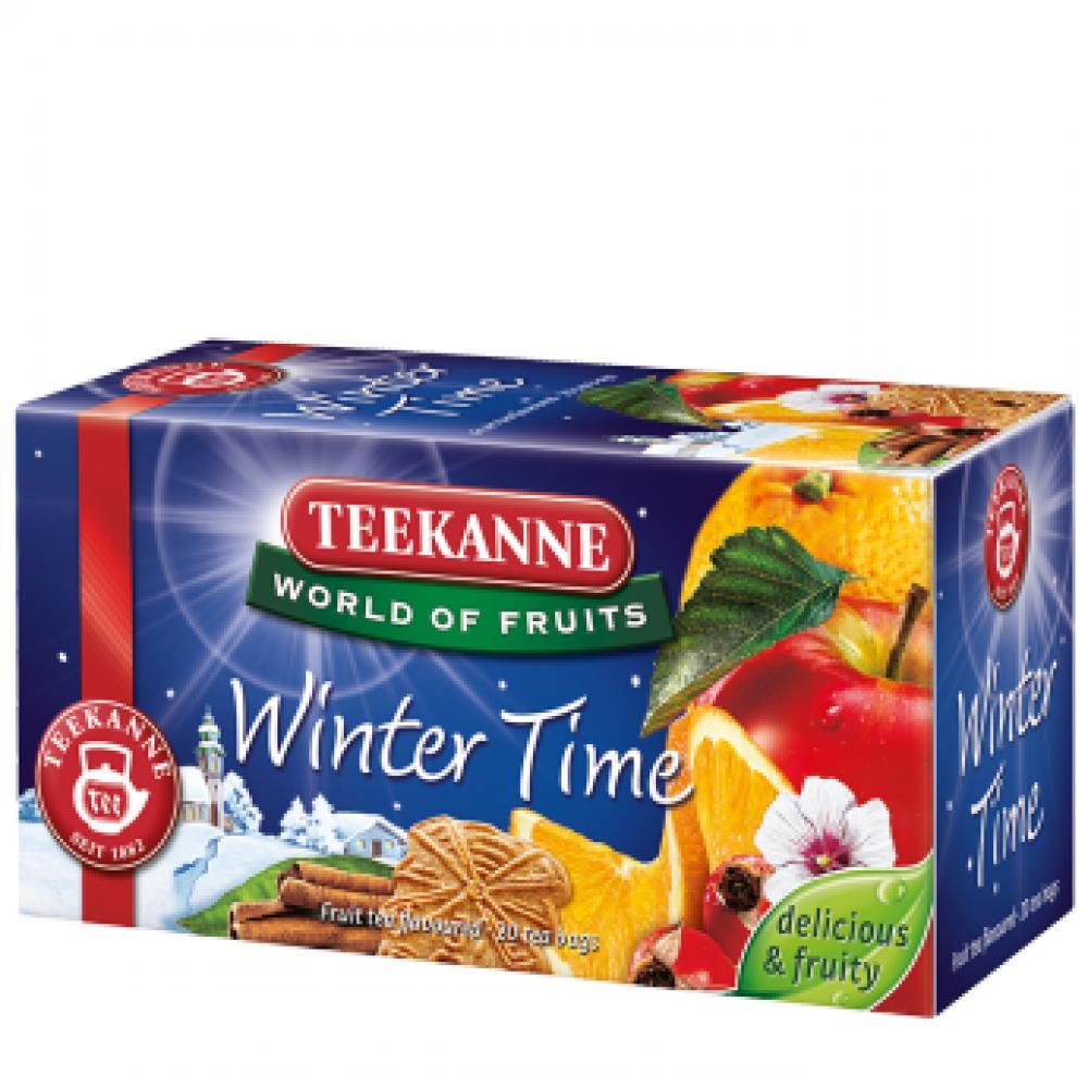 TEEKANNE WINTER TIME 20 X 2,5 G