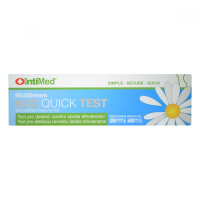 Tehotenský test IntiMed hCG Quick Test Midstream