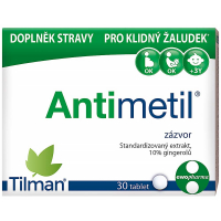 TILMAN Antimetil 30 tabliet