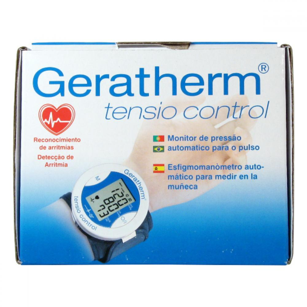 Tonometer digitálny automatický tensio CONTROL Geratherm zápästné