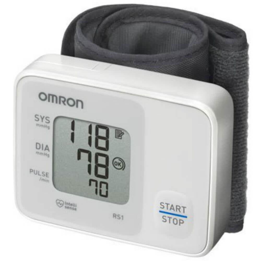 Tonometr digitální OMRON RS1 na zápěstí
