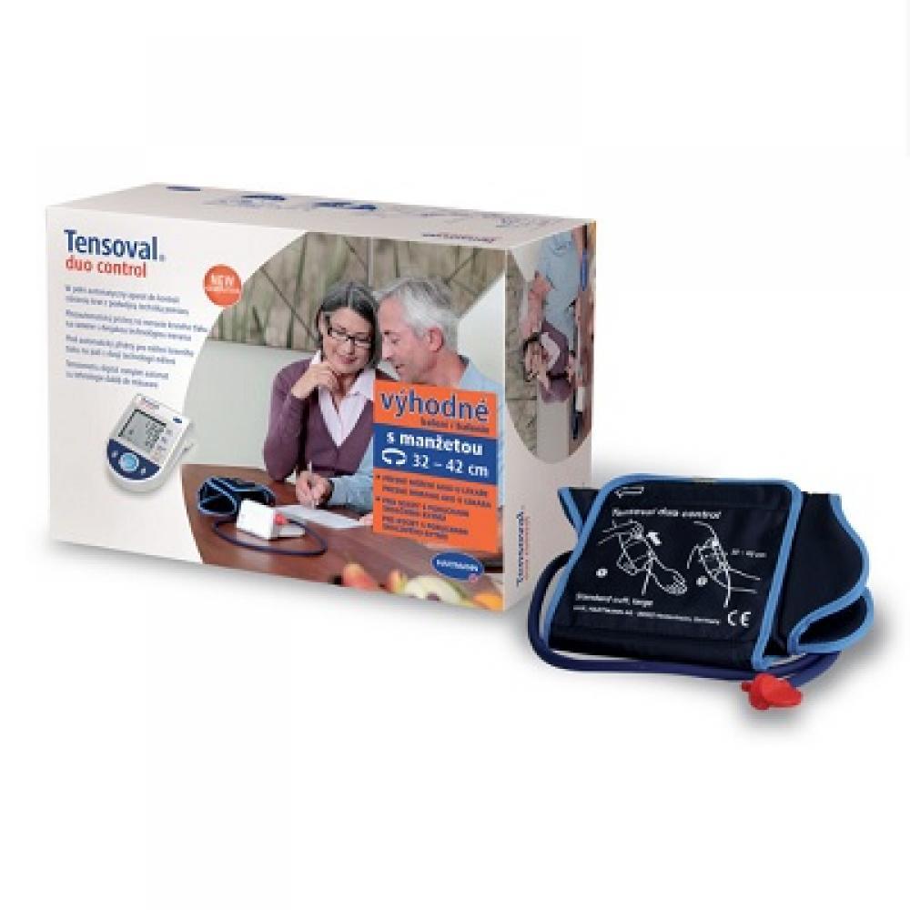 Tensoval digitálny tlakomer Duo Control II s manžetou