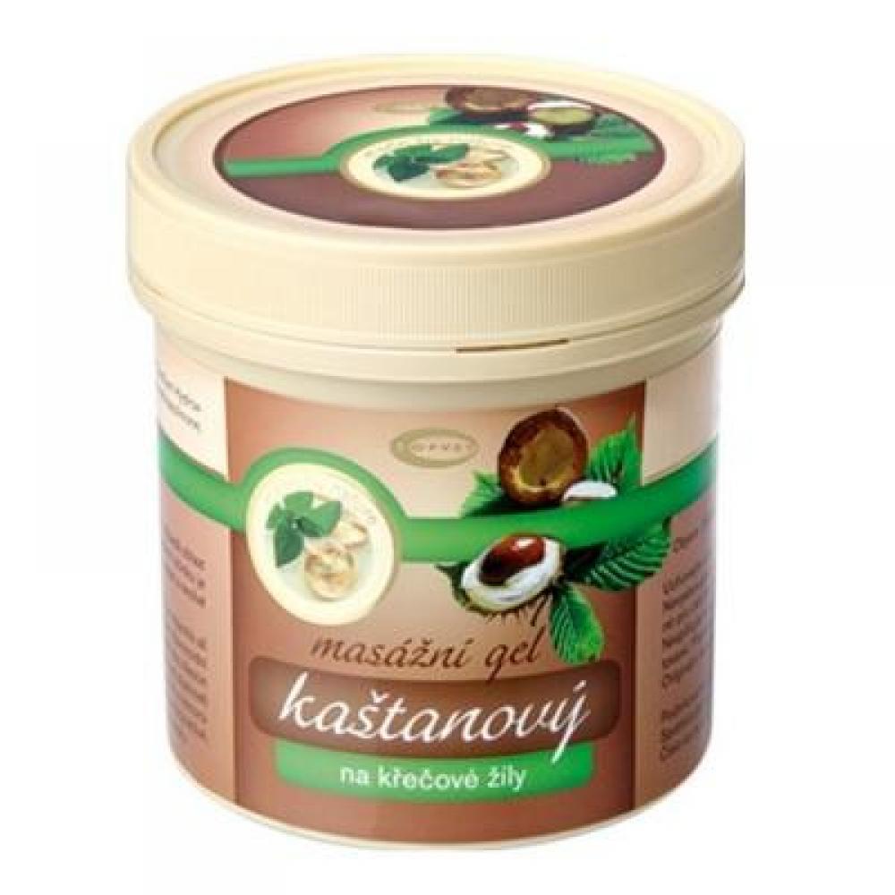 TOPVET Gaštanový gél 250 ml