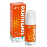 TOPVET Panthenol + Krém 11% 50 ml
