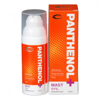 TOPVET PANTHENOL+ 11% MASŤ 50ML